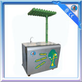 sugarcane juice machine with cooling system