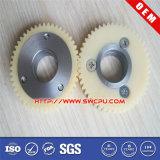 Plastic Helical /Worm Gear Inner Steel Gear