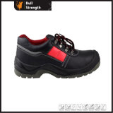 Industry Leather Safety Shoes with Good Quality (SN1624)