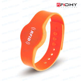 RFID UHF Tags Contactless RFID Silicone Wristband Watch Band Tag