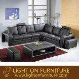 European Modern L Shape Sectional Leather Sofa (L030)
