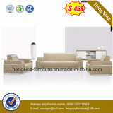 Factory Wholesale Price Modern Leather Office Sofa (HX-CS004)