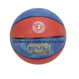 OEM Logo Multi-Color Rubber Basketball
