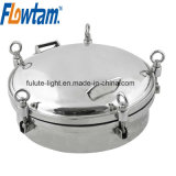 Food Grade Stainless Steel Tank Manhole Cover (pressure type)