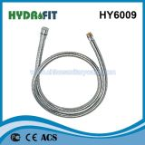 Shower Hose (PVC shower hose special golden) Hy6009