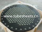 Titanium Alloy Tube Sheets Baffles Support Plates