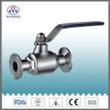 DIN Straight Clamped Ball Valve