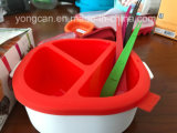Food Grade Chocolate Fondue Container