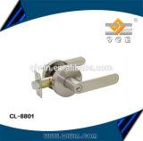 Cylindrical Lever Lock for Wooden Door