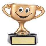 Wholesale Customized Trophy for Activity