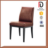 2018 Classic Design Brown Leather Chair Dining Room Chair