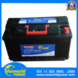 DIN100 12V100ah Maintenance Free Automotive Battery with Good Quanlity