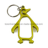 Penguin Shaped Aluminum Bottle Opener Gift