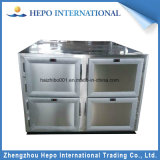 Full Stainless Steel 1 to 5 Degree Mortuary Refrigerator (New Style)