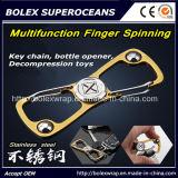 Hot Selling Multifunction Finger Spinning Toys Anti Stress Toys Hand Spinner Bearing Finger Spinner 7.4cm*2.8cm