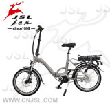 250W Central Brushless Motor 36V Lithium Battery Folding Electric Bikes