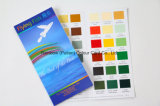 Paint Color Chart Printing Book