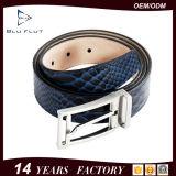 Latest Fashion Design Custom Logo Genuine Full Grain Leather Belts for Men