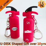 PVC Custom Gift Fire Extinguisher/Fighting USB Stick (YT-6662)