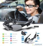 Fashion Smart Sports Glasses Sunglasses with Bluetooth Function