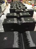 """2016 Hot-Sale V25 Dual 15"""" Concert Line Array System, Neodymium Line Array"""