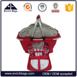 Insulated Picnic Basket with 2 cutlery Set