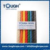 Orange7.5mmx28m4X4 Synthetic Winch Rope Tough Rope 100% Uhwmpe Fiber