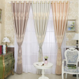 European Style Home Textile Blackout Jacquard Window Curtain