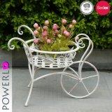 Metal Flower Pot Plant Stand Garden Decoration