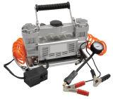 4X4 Heavy Duty Air Compressor Double Cyclinder Air Compressor Truck Tire Pump 12V Car Inflator