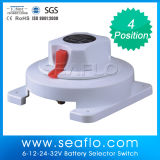 3 Position Selector Switch 6V - 32V for Marine