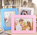 Factory Direct Sales 7 Inches Simple Plastic Photo Frame