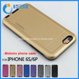 Motomo Spider 2 in 1 TPU and PC Mobile Phone Case for iPhone 6s/6p