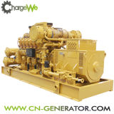 AC 3 Phase Electric Motor Nature Gas Engine Generating Set