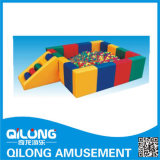 Family Indoor Soft Play Center (QL-B041)