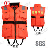 Multifunctional Marine Floating Life Jacket (QF-1902)