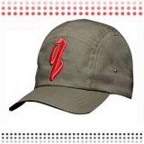 High Quality Fashion Black 6 Panel Baseball Cap for Sale