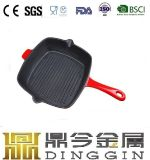 Enamelware Pan Cast Iron Fry Pan