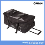 Newest Double Roller Large Wheeled Trolley Luggage Bag