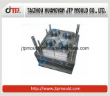 4 Cavities Water Cup Plastic Cap Mould