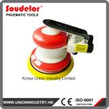 "Portable Car Polisher 5"" (6"") Non-Vacuum Air Tool Small Disc Sander"
