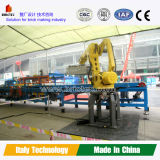 High Capacity Clay Brick Making Machine Production Line