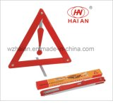 PS Plastic Reflective Layer Warning Triangle