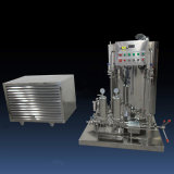 Perfume Machine with Circulation Cooling and Filtration System