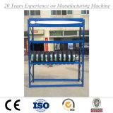 5 Tire Wire Shelving Chrome Commercial Folding Steel Rack Shelf