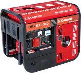 5GF Movable Electric Diesel Generators with Wheels (2KW/3KW/5KW)