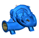 with CE API610 High Quality Centrifugal Water Pump