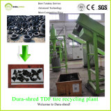 Dura-Shred Ready-Made Tdf Plant for Waste Tire (In Stock!)