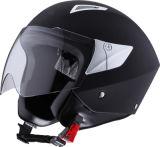Hot Sales Half Face Motorcycle Helmets, Single Visor Motorbike Helmets Women ECE/DOT