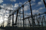 High Voltage Power Supply Power Distribution Transmission Steel Tower